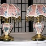 2 Small Table Lamps