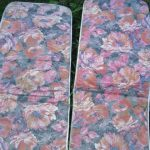 4 Patio Chair Cushions