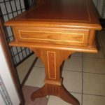 SOLID WOOD Table-Desk