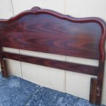 French Provincial Queen Headboard