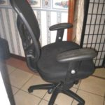 Black Mesh Computer Office Chair