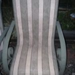 3 ALUMINUM Patio Chairs