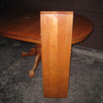 WALNUT Oval Dining Table
