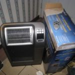 Digital Heater with remote