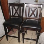 2 Bar Counter Stools