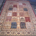 Large wool Area Rug